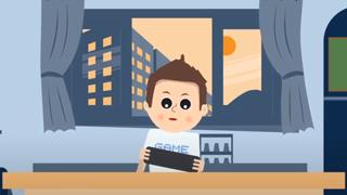 certisign - animação 2D - six o clock