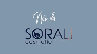 comerciais produzido para a sorali cosmetic